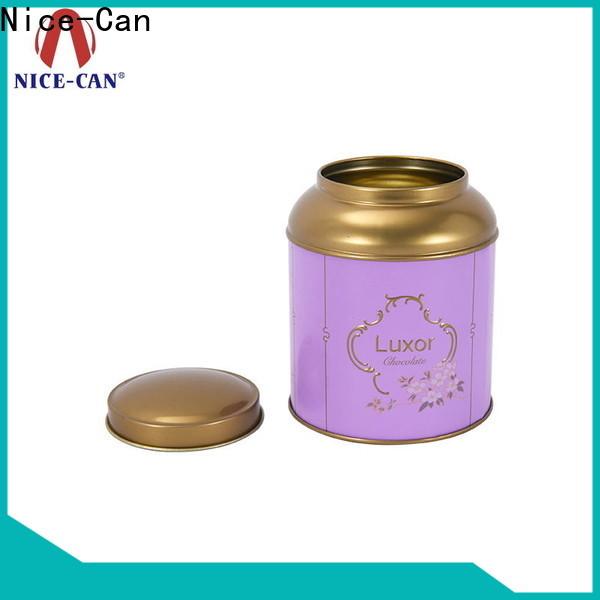 Nice-Can latest custom tea tins factory for presents