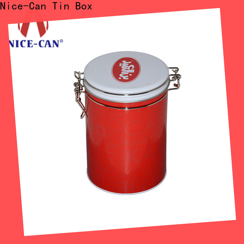 Nice-Can top tea storage tins company for sale