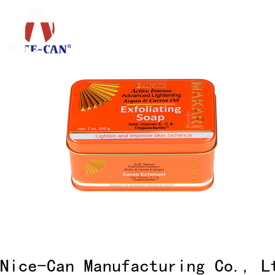 Nice-Can candy tin can supply for business