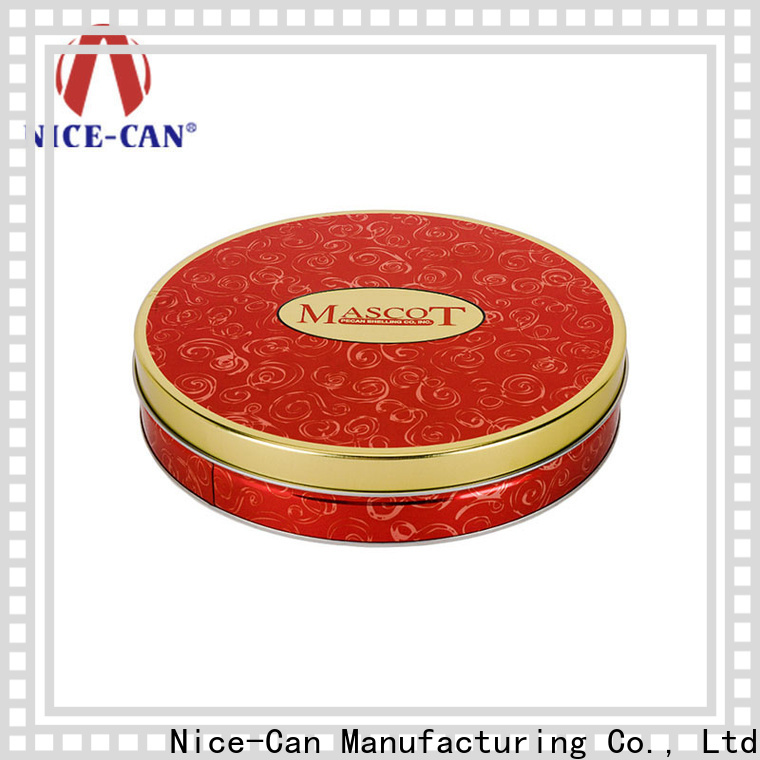 custom food tin boxes suppliers for food
