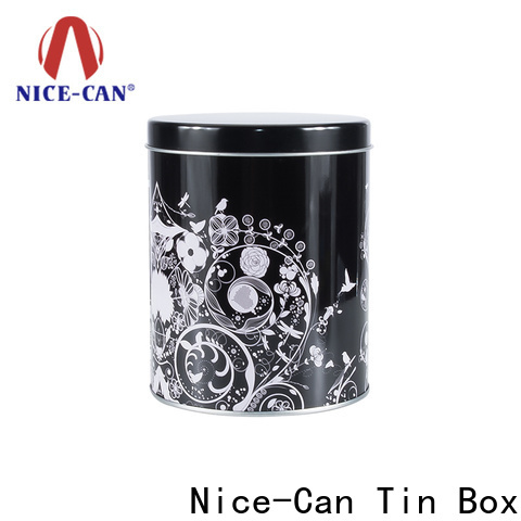 Nice-Can cosmetic tins manufacturers supply for presents