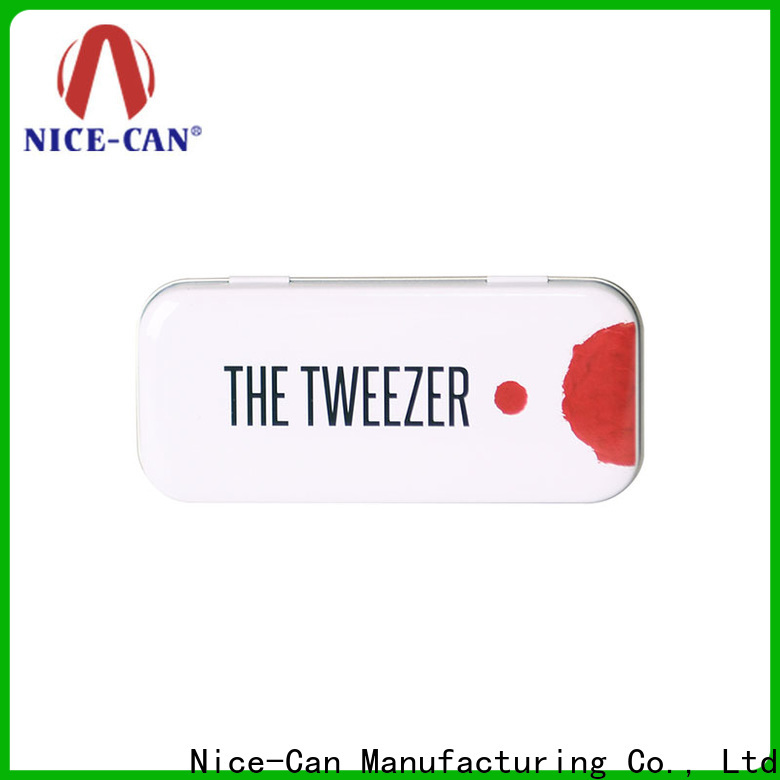 latest cosmetic tins manufacturers supply for presents