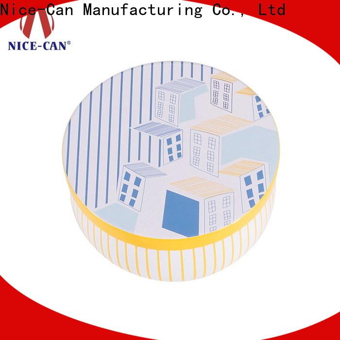 Nice-Can food tins