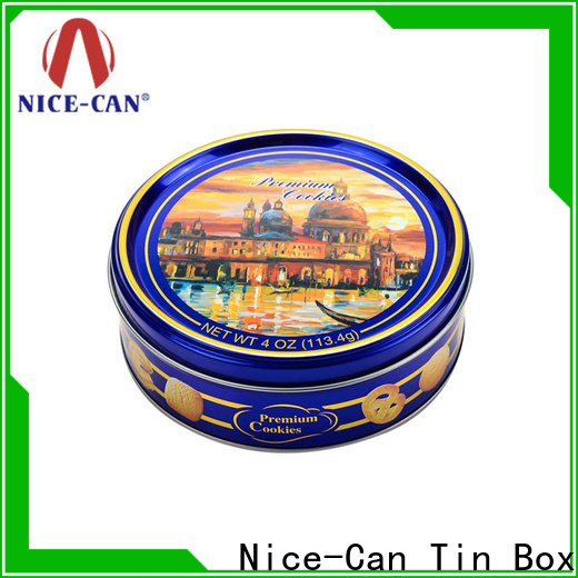 Nice-Can custom biscuit tin manufacturers for gifts