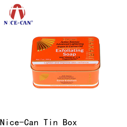 Nice-Can top custom candy tins suppliers for business