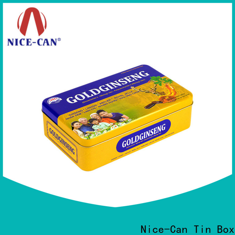 Nice-Can food tin cans manufacturers manufacturers for sale