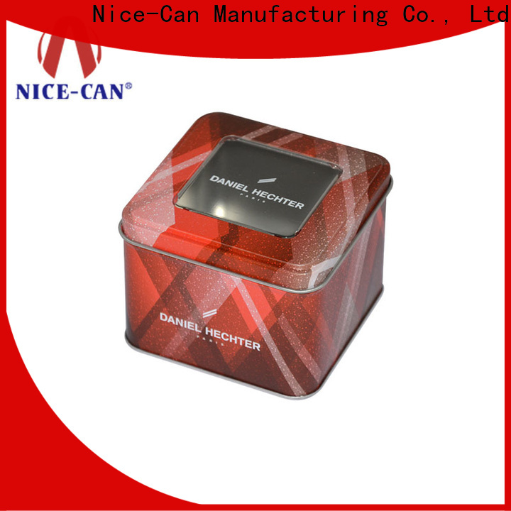 Nice-Can round food packaging tin cans company for business