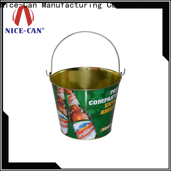 Nice-Can wholesale promotional tin factory for sale