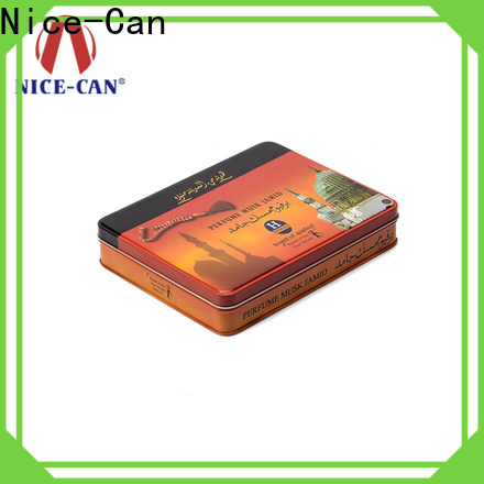 Nice-Can metal cheap tobacco tins manufacturers for sale