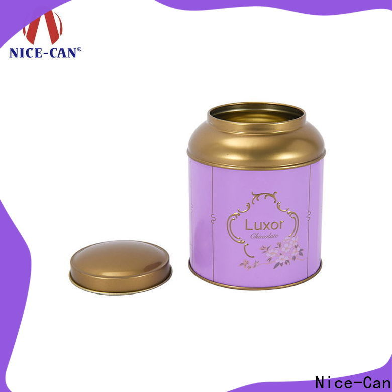 high-quality tea storage tins manufacturers for business