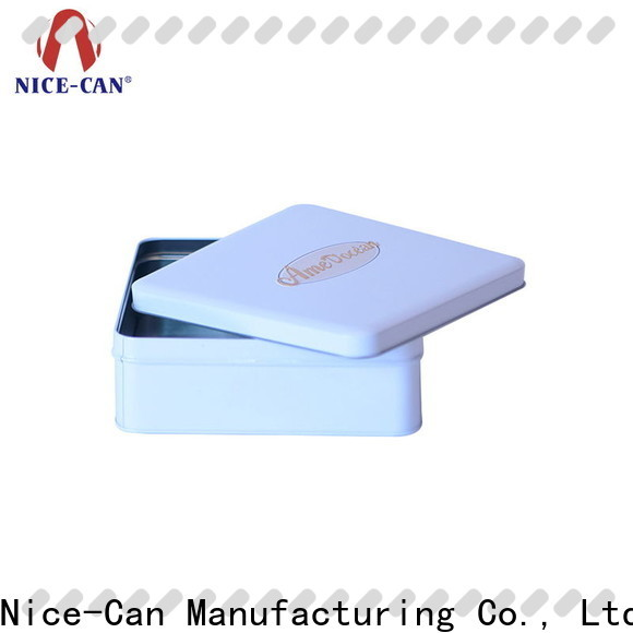 Nice-Can wholesale chocolate storage tin suppliers for sale