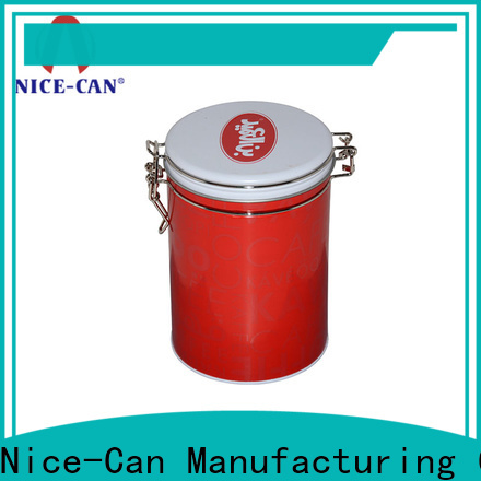 Nice-Can latest tea tin container company for business