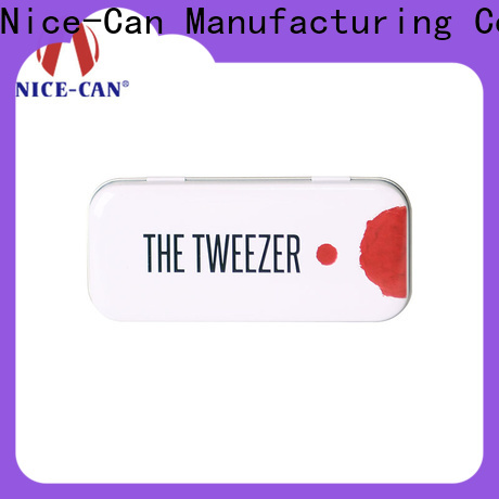 Nice-Can cosmetic tins manufacturers company for business