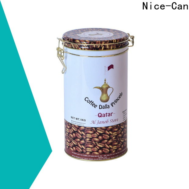 new coffee storage tin factory for hotel