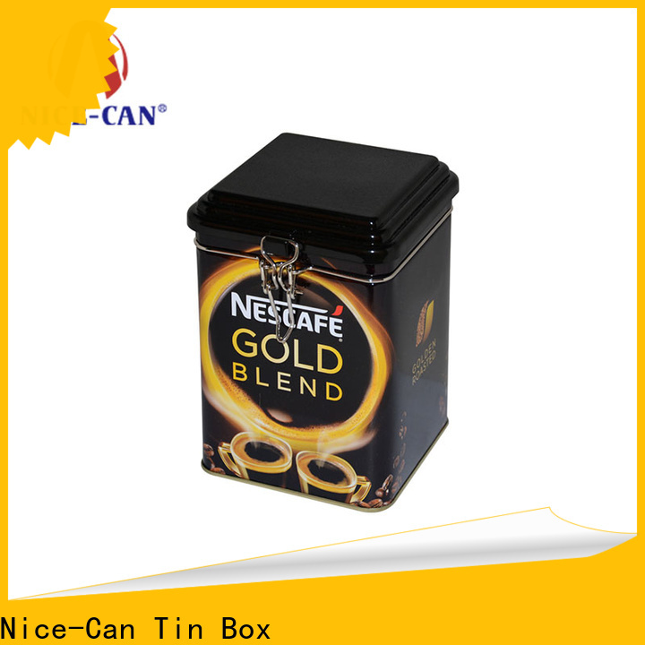 fast delivery coffee storage tin suppliers for business