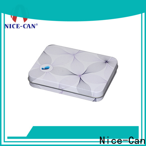 Nice-Can tin for soap for business for packaging