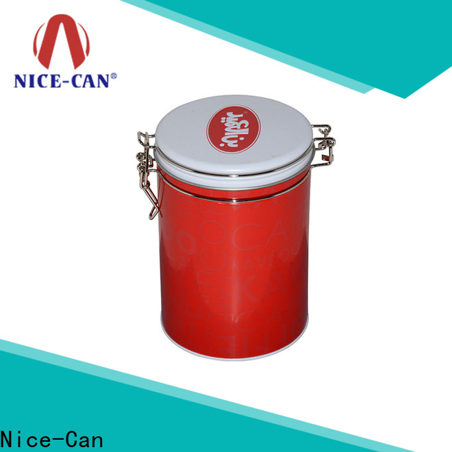Nice-Can best tea tins manufacturers canister for presents