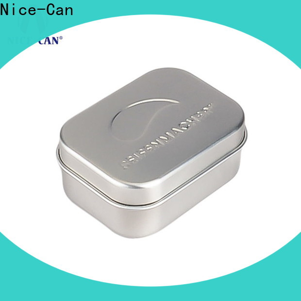 Nice-Can wholesale soap tin suppliers for home