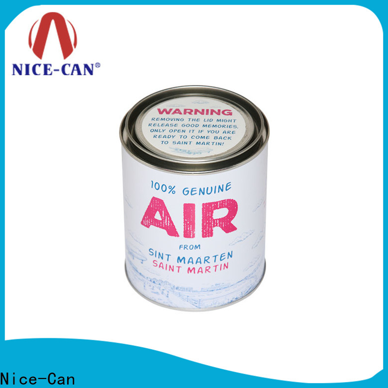 printed custom candy tins factory for gifts
