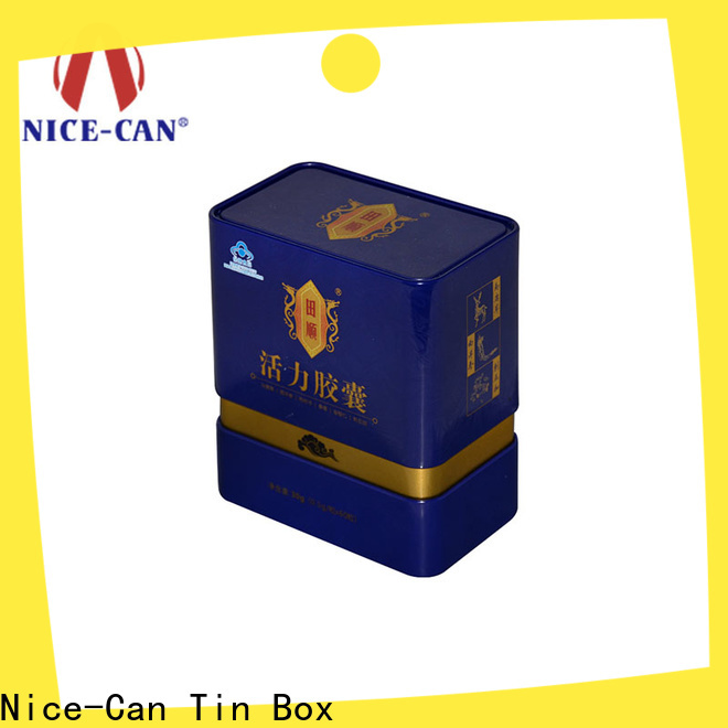 Nice-Can food packaging tin cans supply for food