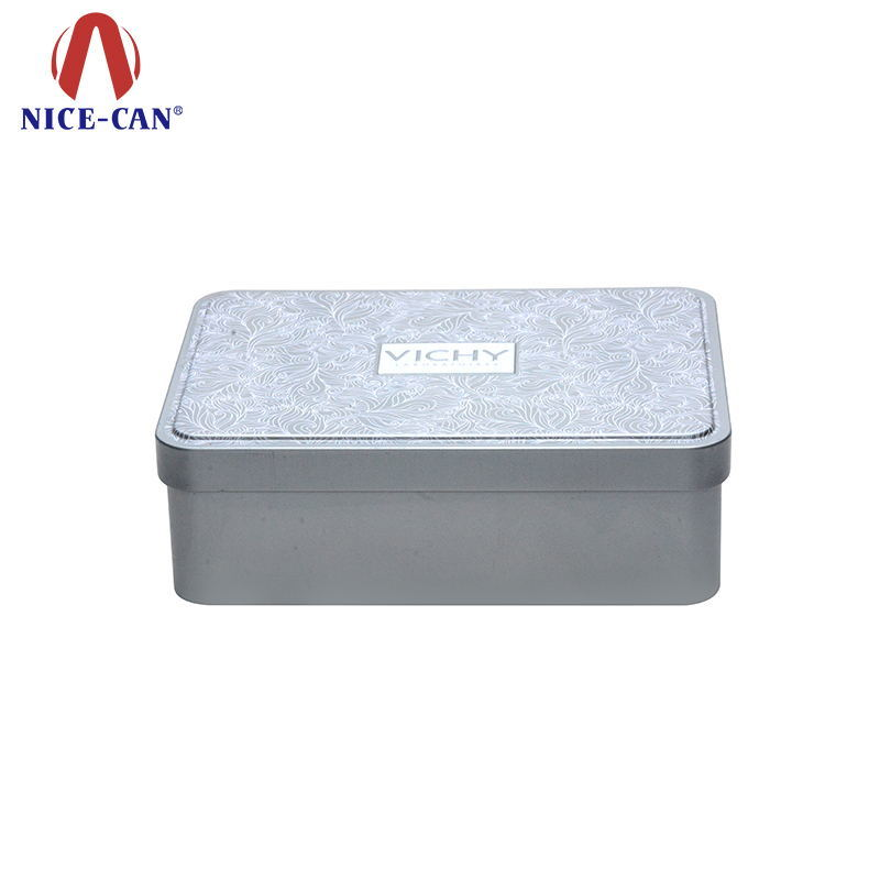 Food Grade customize metal candy tin cans candy tin box